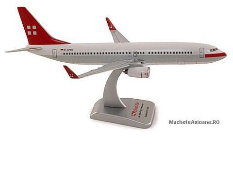 Boeing B737-800 IGW PrivatAir BBJ on behalf of Lufthansa 1:200