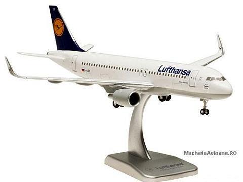 Airbus A320-200 Lufthansa 1:200
