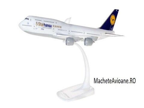 Boeing B747-8i Lufthansa 5 Starhansa 1:250