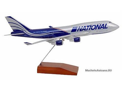 Boeing B747-400F National Air Cargo 1:200