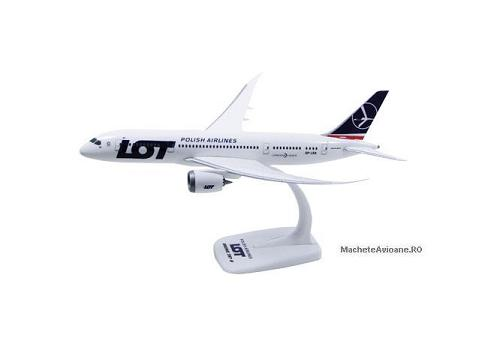 Boeing B787-8 LOT Polish Airlines 1:200