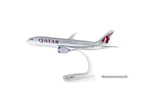 Boeing B787-8 Qatar Airways 1:200