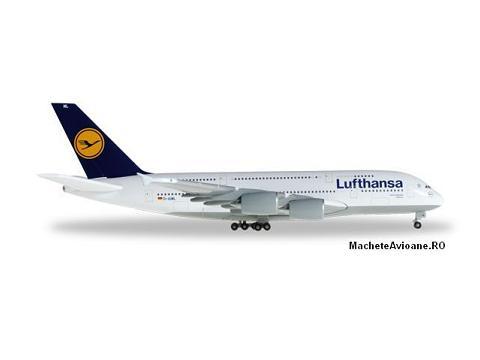 Airbus A380-841 Lufthansa 1:500