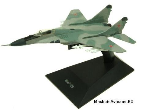 Mikoyan-Gurevich MiG-29 Russia Air Force 1:144