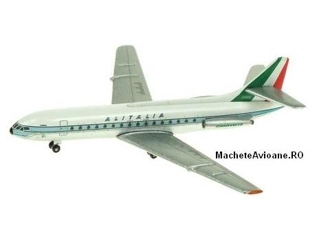 Sud SE-210 Caravelle Alitalia 1:500