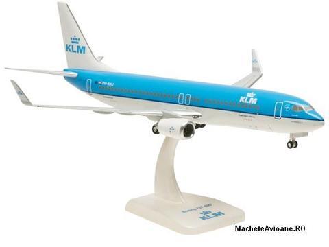 Boeing B737-800 KLM Premium Model 1:200