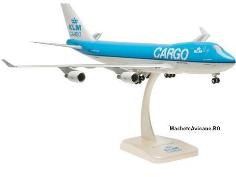 Boeing B747-400ERF KLM Cargo 1:200