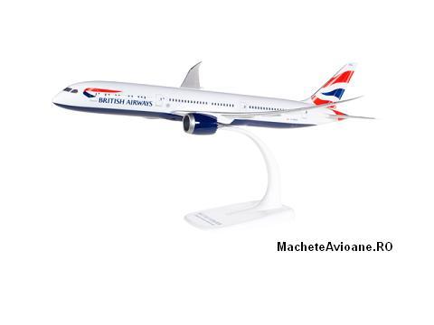 Boeing B787-9 British Airways 1:200