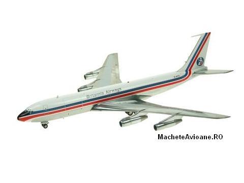 Boeing B707-300 Britannia Airways 1:200
