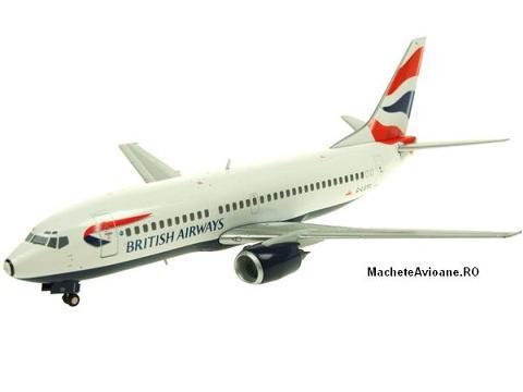 Boeing B737-300 British Airways 1:200