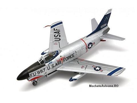 North American F-86D Sabre USAF 1:72