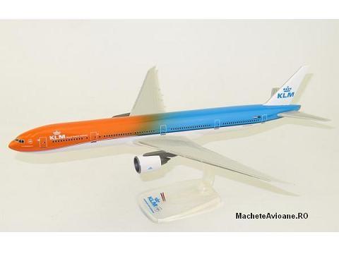 Boeing B777-300ER KLM Orange Pride Livery 1:200