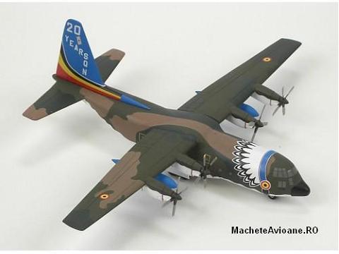 Lockheed Martin C-130H Hercules Belgian Air Force 1:200