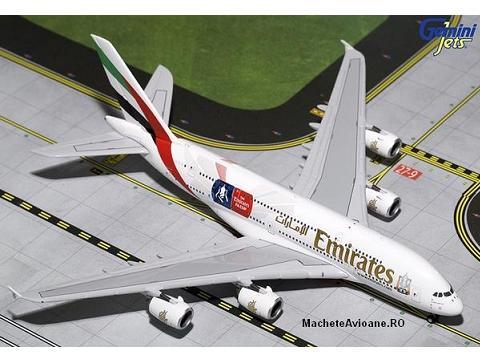 Airbus A380-800 Emirates FA Cup 1:400