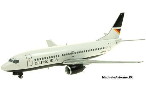 Boeing B737-300 Deutsche BA 1:200