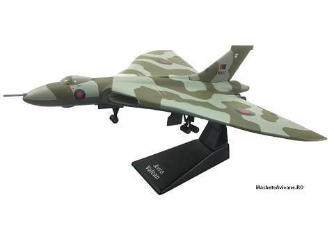 Avro Vulcan XM607 RAF 1:144