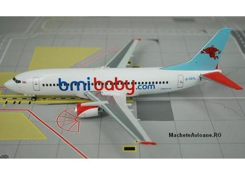 Boeing B737-300 bmiBaby 1:200