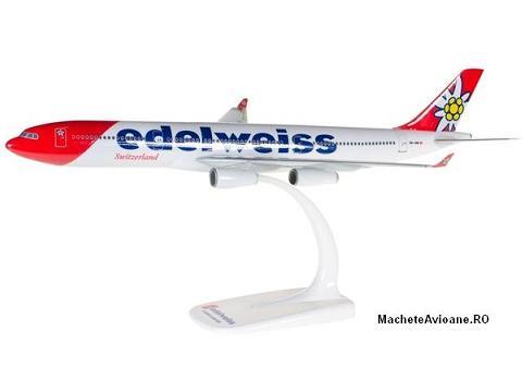 Airbus A340-300 Edelweiss Air 1:200