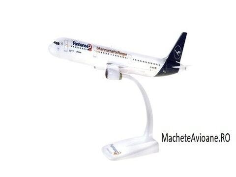 Airbus A321 Lufthansa 1:200