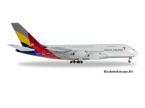 Airbus A380-841 Asiana Airlines 1:500