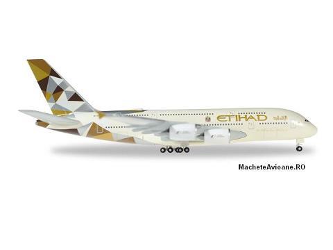 Airbus A380-800 Etihad 1:500