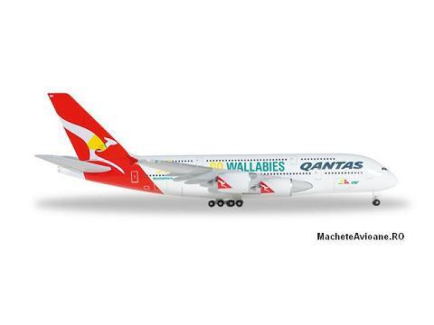 Airbus A380-800 Qantas 1:500