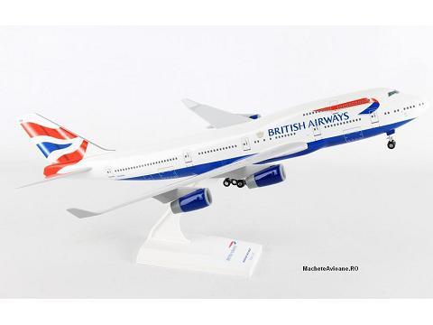 Boeing B747-400 British Airways 1:200