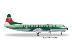 Vickers Viscount 800 Manx Airlines 1:200