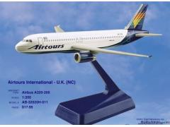 Airbus A320-200 Airtours International 1:200