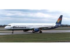Airbus A321-200 Airtours International 1:200